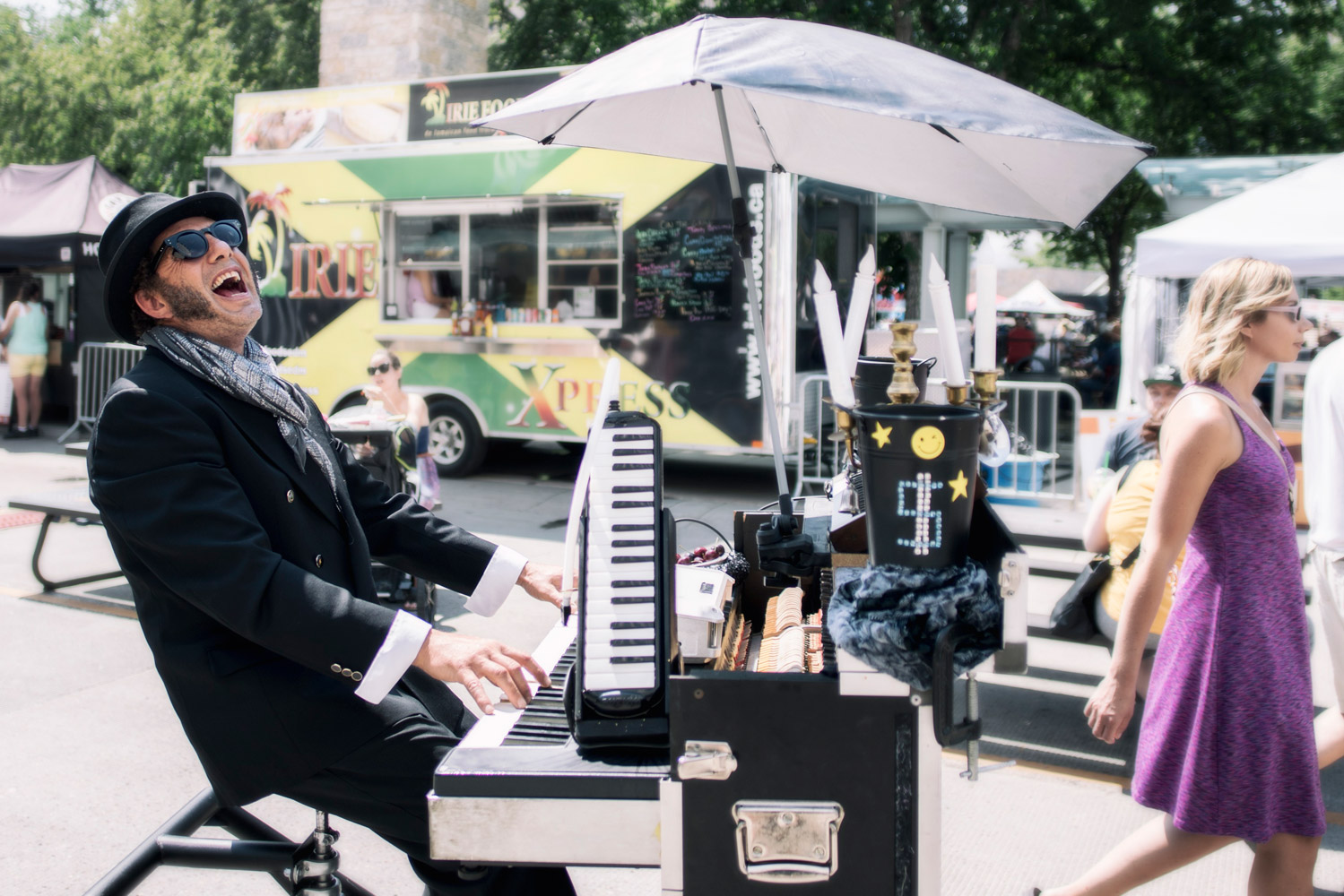 Doctor Chops - Piano à la Cart