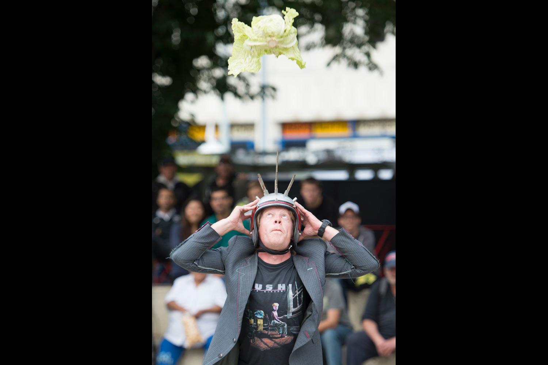 Edmonton StreetFest | Artists - Mike Wood