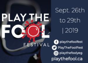 Play the Fool Festival