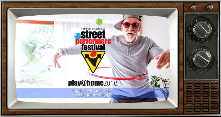 Edmonton StreetFest | Play @ Home Zone