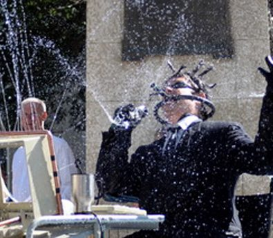 The Human Fountain