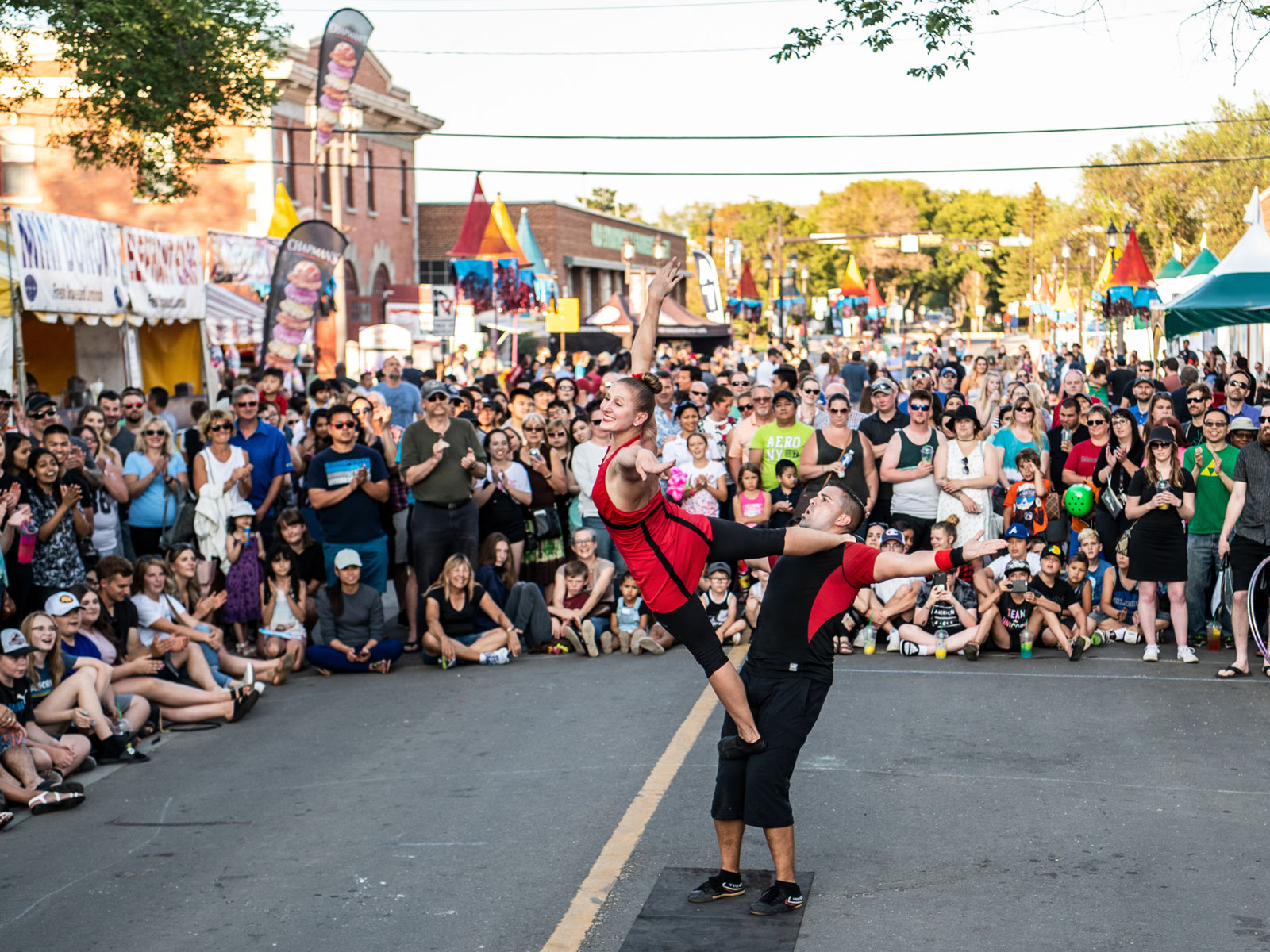 Edmonton StreetFest 2018
