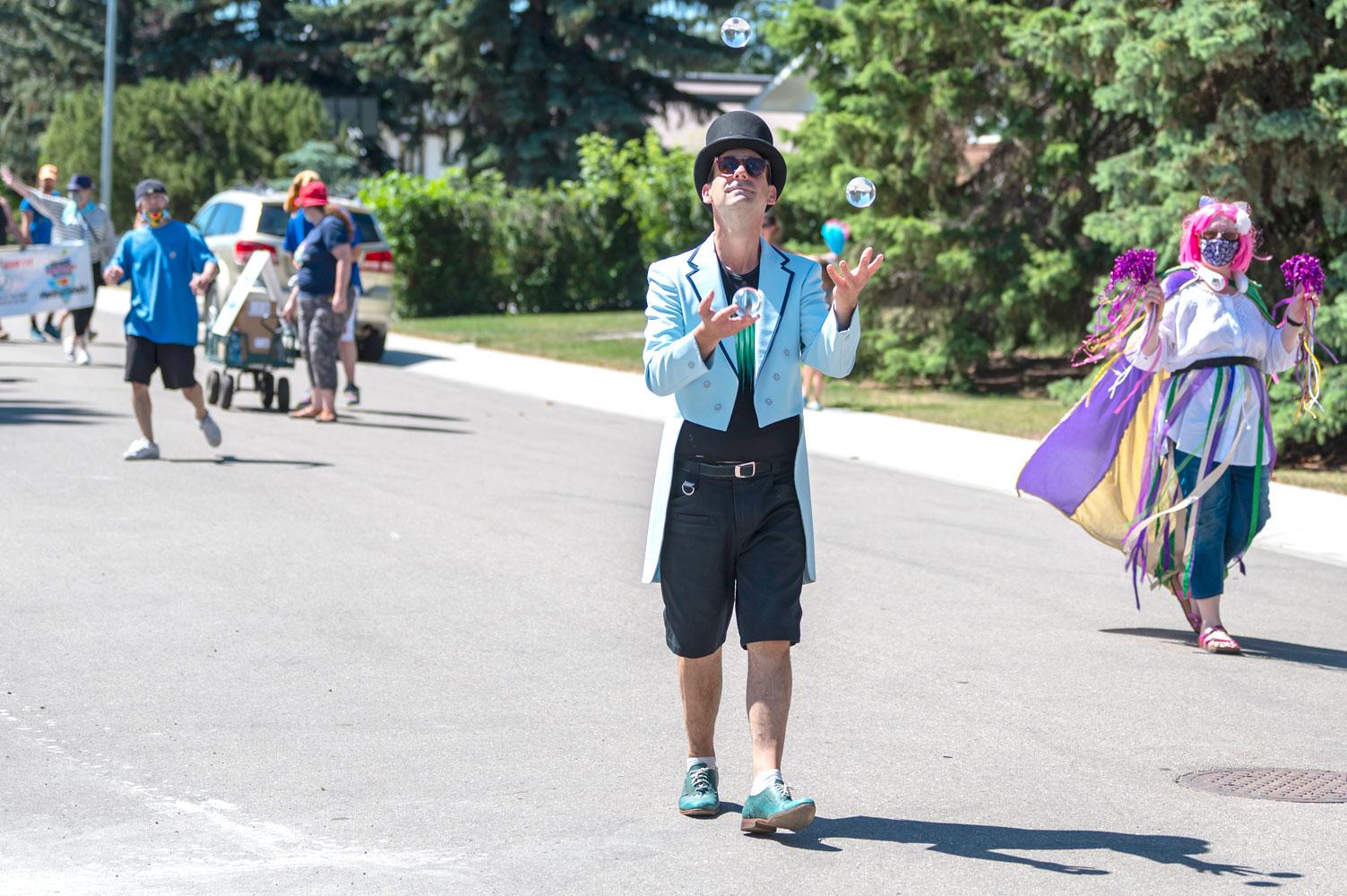 Edmonton StreetFest | Aytahn Ross