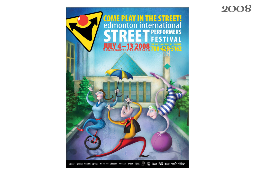 StreetFest Posters