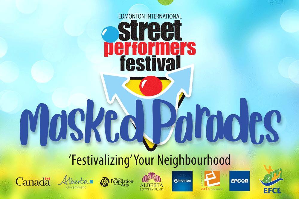 Edmonton StreetFest | Masked Parades