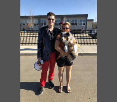 Edmonton StreetFest   ANNIE DUGAN & JOHN ULLYATT